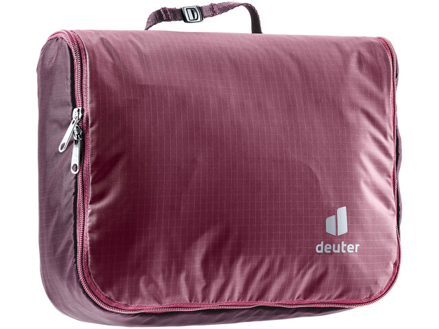 deuter Wash Center Lite II Toiletry Bag, rood